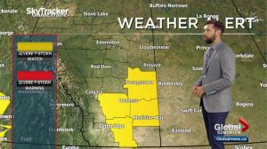 Edmonton Weather Forecast: June 15