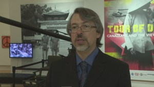 Vietnam War exhibit pays tribute to local veterans