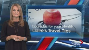How certain travel upgrades can help your health