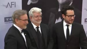 Steven Spielberg, George Lucas, JJ Abrams and Kobe Bryant among those honouring composer John Williams