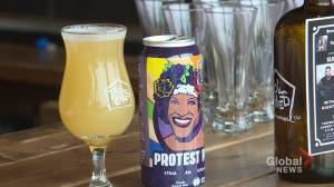 Tool Shed Brewing Co. creates beer to celebrate anniversary of LGBTQ rights movement (01:30)