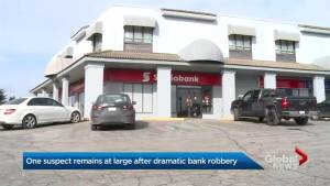 Suspects face number of charges in Clarington bank robbery