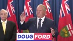 Doug Ford vows middle class tax cut at cost of $2.3B