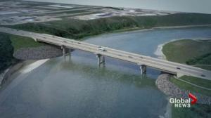 Four names proposed for Saskatoon's North Commuter Parkway Bridge