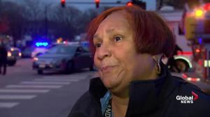 'Here we go again': Witness remarks on shooting near Mercy Hospital