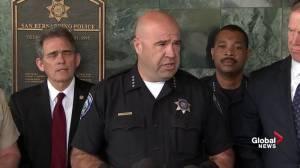 Police say domestic situation behind San Bernardino school shooting