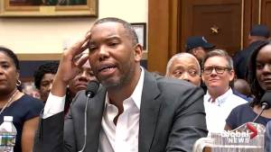 Ta-Nehisi Coates, Danny Glover testify at Congressional hearing on reparations for slavery