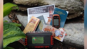 L&A County MEGA Geocaching