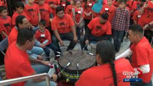 Edmonton hosts Orange Shirt Day to reflect on history of residential schools