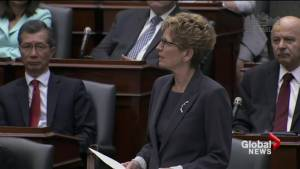 Wynne issues former apology to indigenous residential school abuse victims