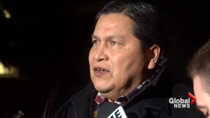 Colten Boushie's uncle reacts to Gerald Stanley not guilty verdict