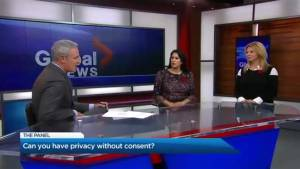 Can you have privacy without consent?
