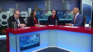Panel discusses what high voter turnout means for Calgary's Olympic plebiscite
