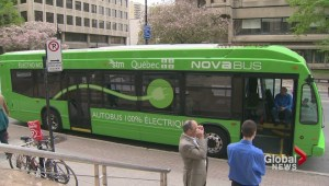 Montreal launches electric bus initiative