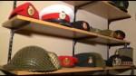 Peterborough boy has military museum in his basement