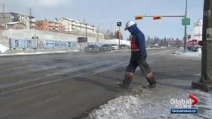 Calgary having its second coldest February on record