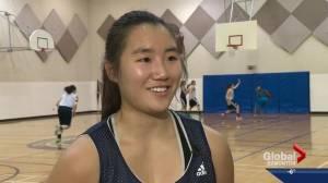 Global Edmonton MVP: Channie Mai