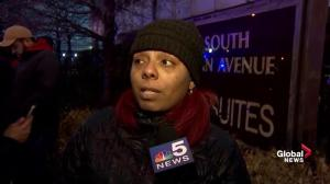 Family member of hospital employee calls shooting 'very scary'