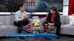 TIFF's Peter Kuplowski on Midnight Madness