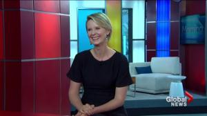 Big grin from Cynthia Nixon when asked about third 'Sex and The City' movie