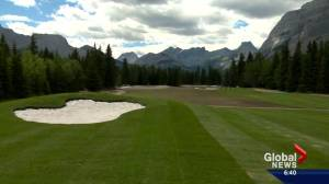 Back on Course: Kananaskis golf course finally seeing green