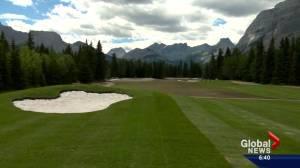 Back on Course: Kananaskis golf course finally seeing green