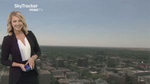 3-day forecast: thirty degree heat returns