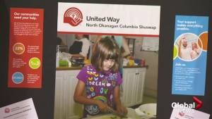 United Way in North Okanagan launches annual fundraising campaign