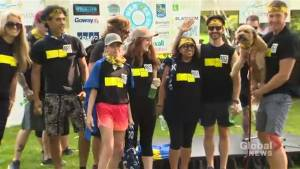Children's Wish Foundation Heroes Challenge 2017