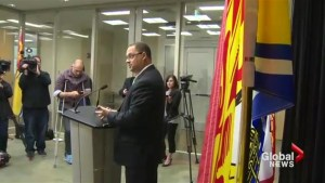 New Brunswick extends hydraulic fracking ban