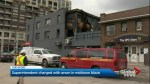 Building superintendent accused of arson in midtown Toronto apartment fire