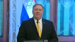 Pompeo says U.S. still committed to North Korea denuclearization, says Kim made commitment