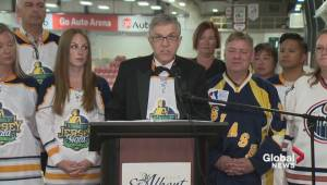 St Albert plans for Humboldt Broncos Jersey Gala