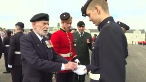 RMC Reunion weekend features Badging Ceremony