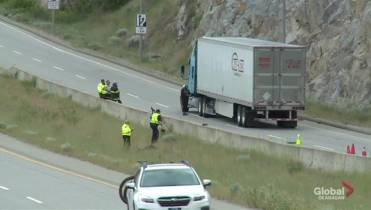 UPDATE: Westbound lanes of Highway 97C near West Kelowna
