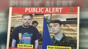 RCMP: Teenaged fugitives died of 'suicide by gunfire'