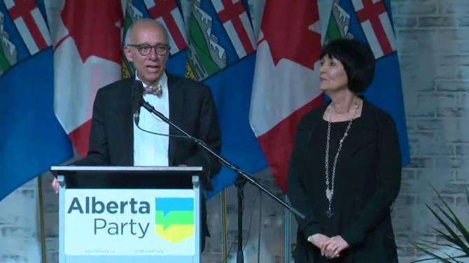 Stephen Mandel steps down as Alberta Party leader