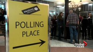 New vote anywhere practice could lead to delayed call on Alberta election night