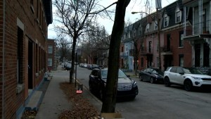 Montreal residents upset over no-parking signs