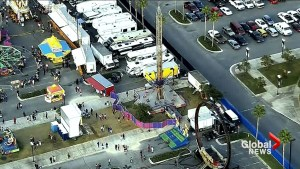 Multiple people injured at Jacksonville Fair after ride shuts down
