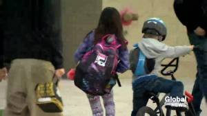 Lethbridge students head back to school