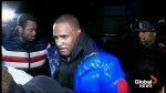 R. Kelly surrenders to police in Chicago after being indicted for sex abuse