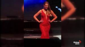 University of Manitoba grad wins Miss Intercontinental Canada (03:46)