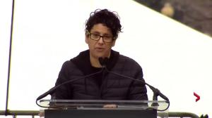 Director of Lesbian Foundation for Justice says love is the answer