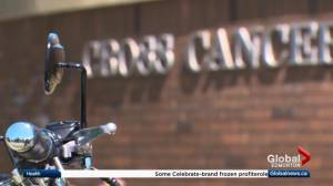 Motorcyclists present $57K cheque to Cross Cancer Institute