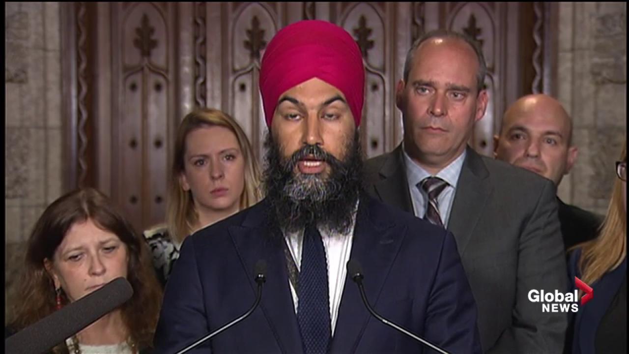 Saskatchewan MP Erin Weir has been expelled from NDP caucus