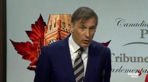 Maxime Bernier says supporters come from 'different political backgrounds'