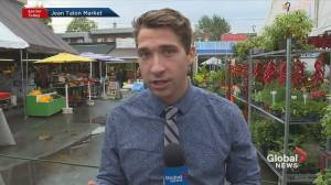 Jean Talon Market seeing a decline in shoppers