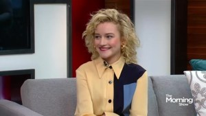 Julia Garner on returns for the second season of Ozark