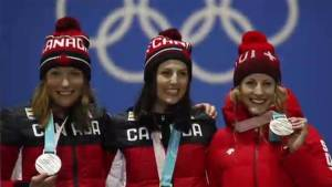 Canadian women steal spotlight, push Canada to record medal haul in Pyeongchang